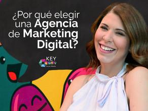 10 Beneficios de contratar una agencia profesional de Marketing Digital