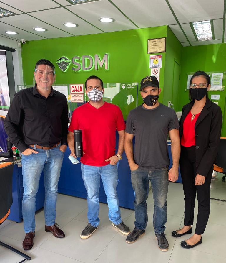 Crédito Capital Operativo Finca Embutidos Villarrica