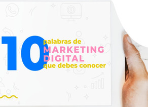 10 conceptos de marketing digital que necesitás conocer