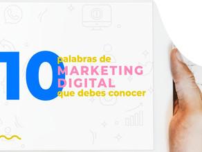 10 conceptos de marketing digital que necesitás conocer