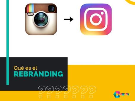 ¿Qué es el Rebranding?