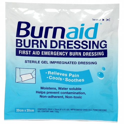 Burnaid Burn Dressing