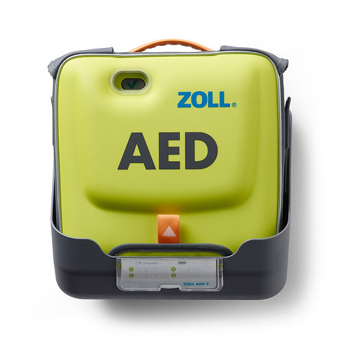 ZOLL AED 3 Case Wall Mount Bracket (Stored in Case)