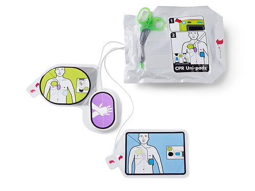 CPR Uni-padz™ Universal (adult/paediatric) Electrodes