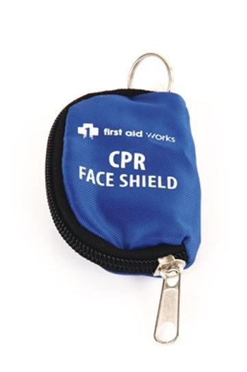 CPR Face Shield Keyring