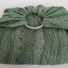 Green Linen Harmony | Little Frog