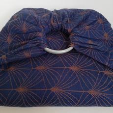 BB-sling Ornate blue | Babylonia