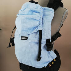 KiBi Evo Blue with white dots | KiBi
