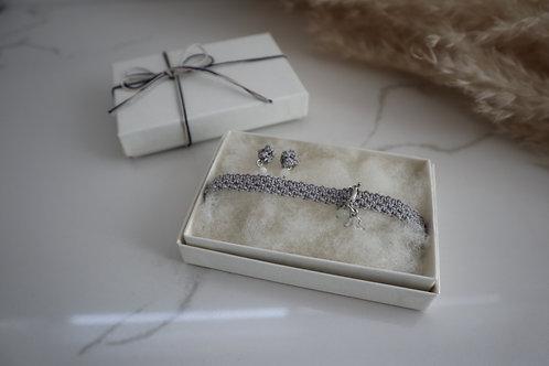 Noël box ・gray
