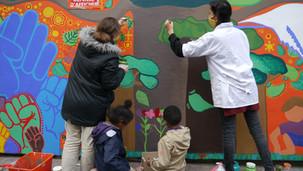 Fresques participatives
