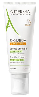tube baume 200ml exomega control_NEW STE