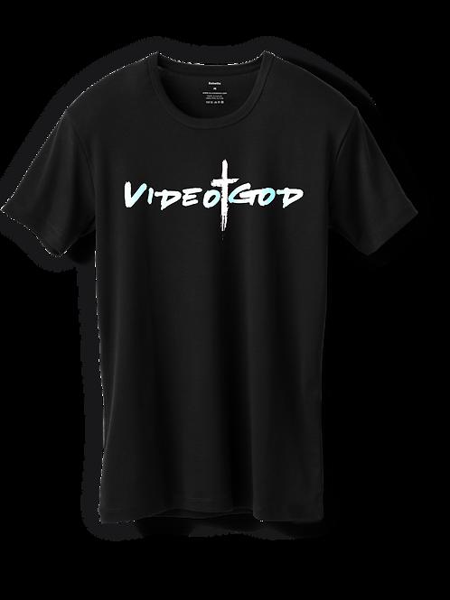 VIDEOGOD T-SHIRT (black)