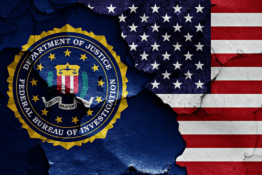 flag of FBI and USA painted on cracked wall.jpg