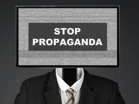 Propaganda and Media Manipulation
