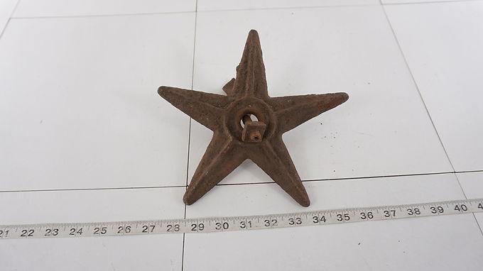 Architectural Cast Iron Star