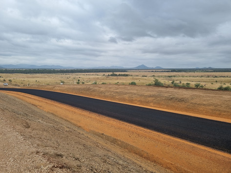 KEILAMBETE ROAD PAVE AND SEAL, RUBYVALE