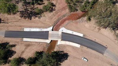 CARNARVON GORGE ROAD BRIDGES