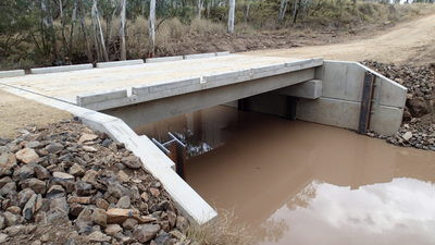 CENTRAL HIGHLAND TIMBER BRIDGE REPLACEMENT