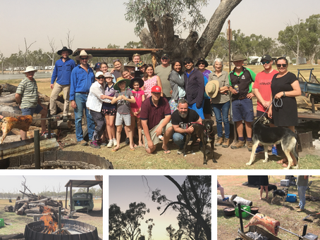 LARA WETLANDS CAMPOUT 2019