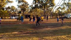 Lara Wetlands Camp Out
