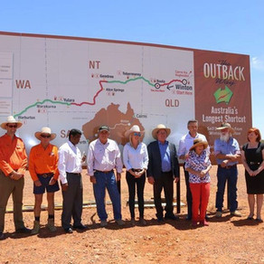 THE OUTBACK WAY