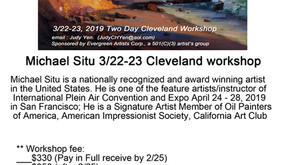 Workshop: Michael Situ