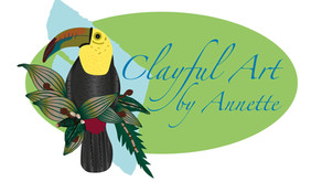 MCAL Member Annette Caruthers Art on New Day Cleveland!