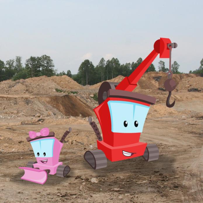 little-k-excavator