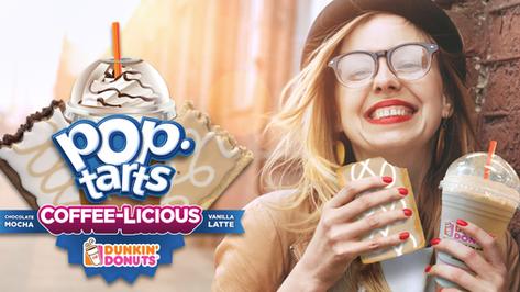 POP-TARTS COFFEE