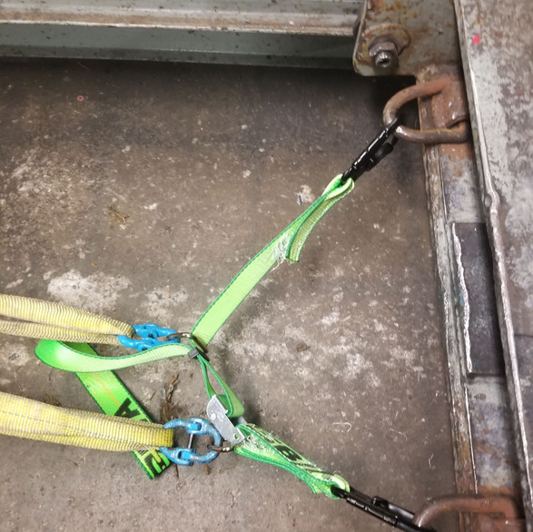 jack strap rescue