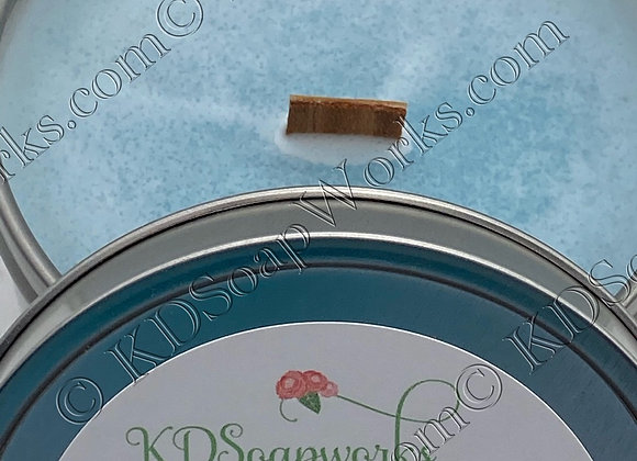 Soy Wax Candle - 6 oz Spa Breeze