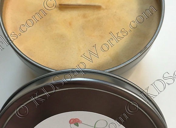 Soy Wax Candle - 6 oz Pumpkin Spice
