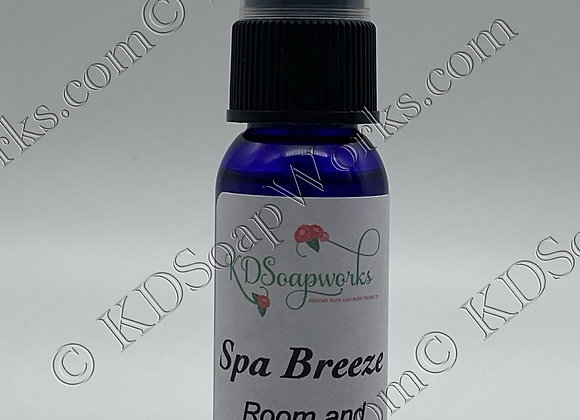 Room and Linen Spray - Spa Breeze