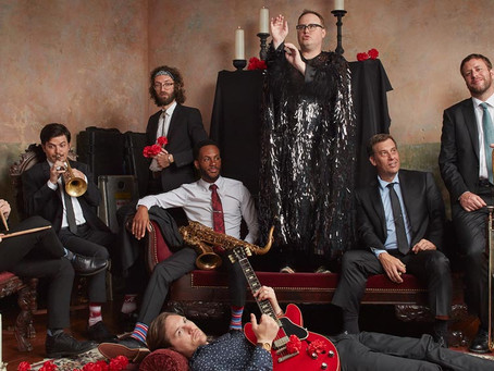 Musical Entertainment in Tallahassee: St. Paul & The Broken Bones