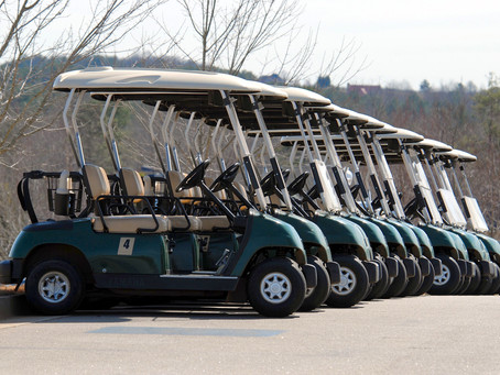 Renting Golf Carts in Vero Beach