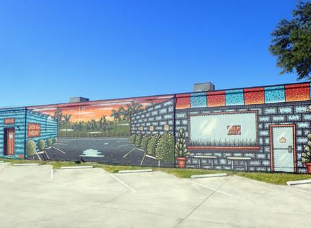 Exploring Murals of Vero Beach