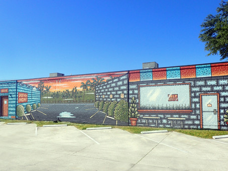 Exploring Murals of Vero Beach