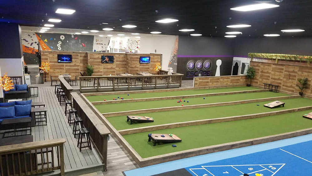 Backyard Games and Eatery