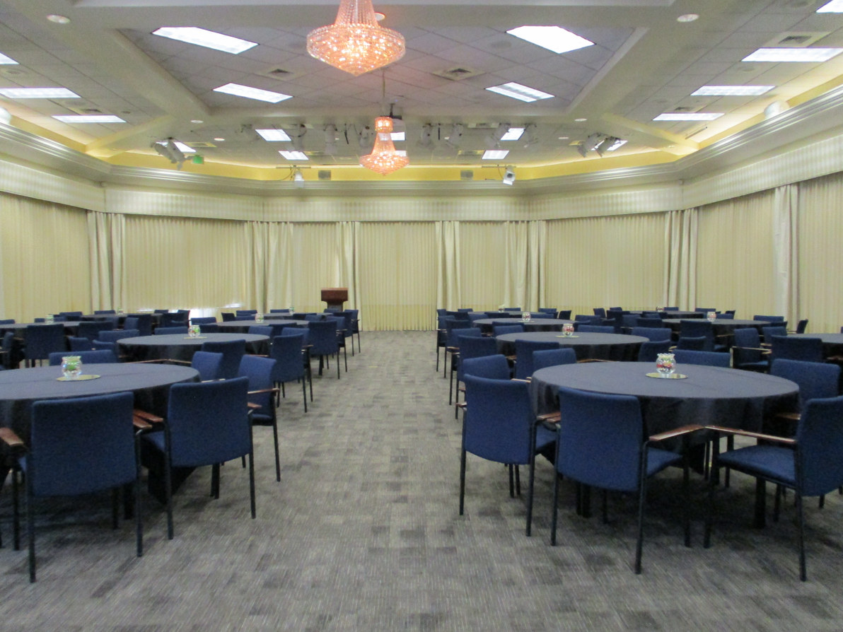 Our Partner, The College of Central Florida's Banaquet Hall