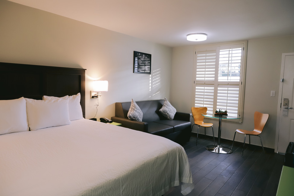 King Rooms Offer Space For Up To 4