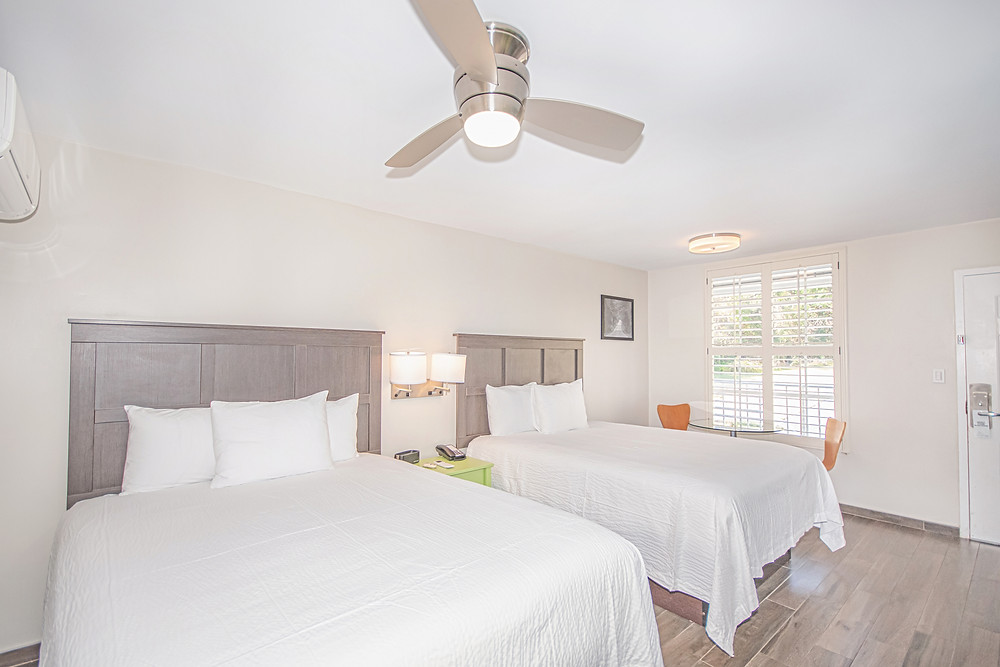Queen Two-Room Suite in Tallahassee, FL