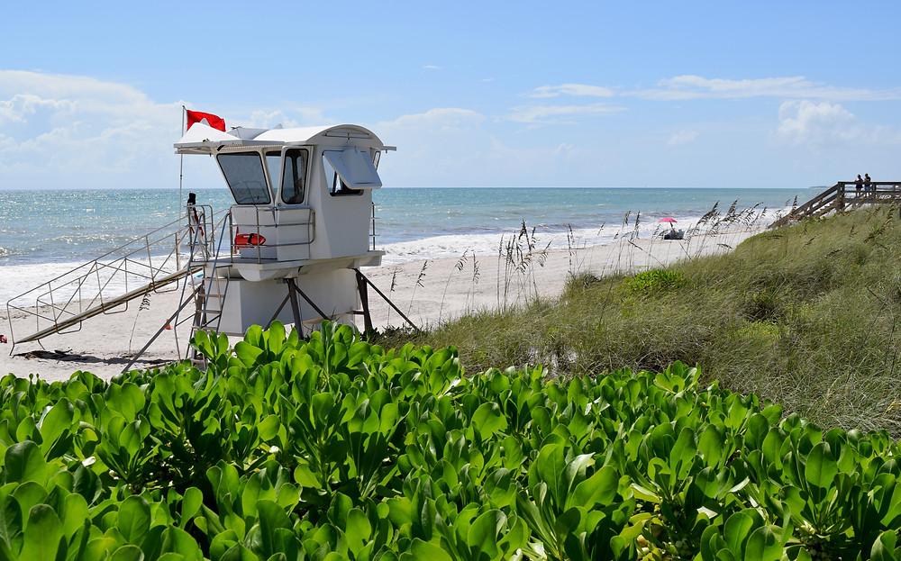 Vero Beach Lifeguard Station