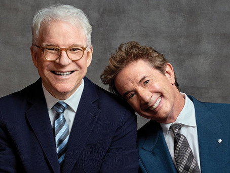 Events in Melbourne, FL: Steve Martin and Martin Short Perform