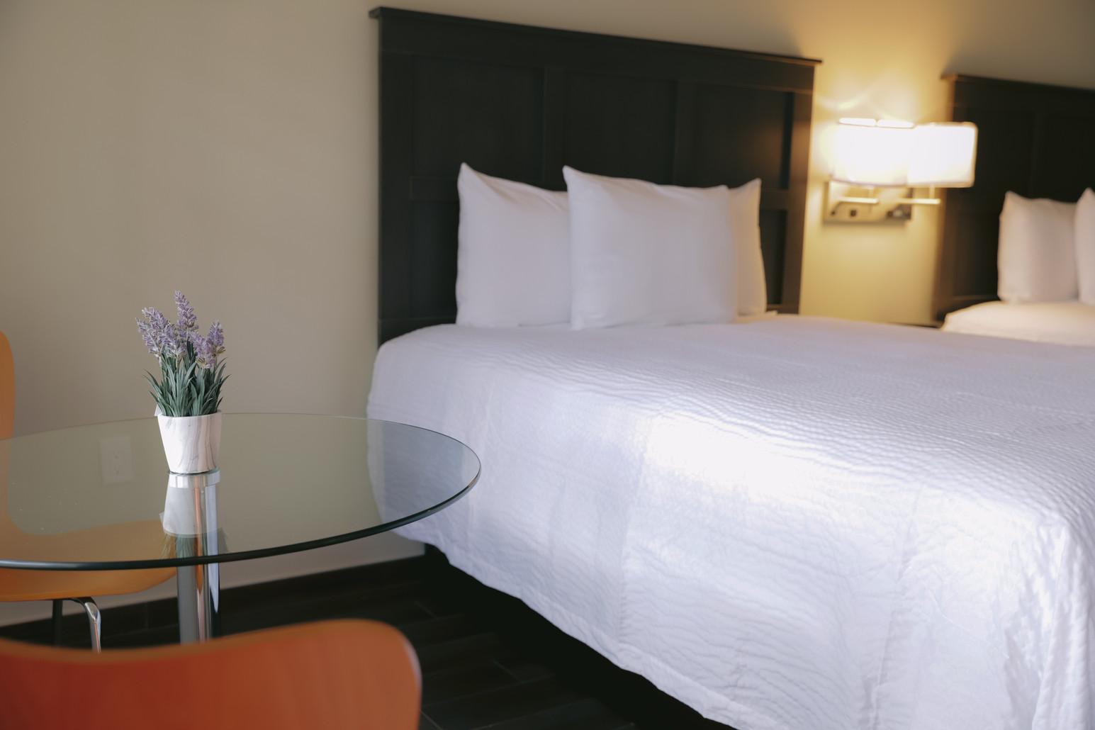Queen Room Or Two-Room Queen Flex Suite?