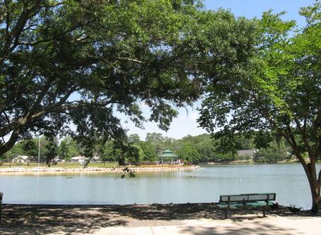 Tallahassee Attractions: Lake Ella & Fred Drake Park