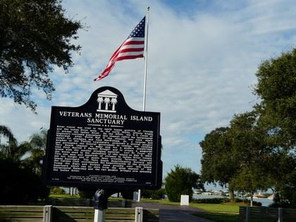 Vero Beach Attractions: Veterans Memorial Island Sanctuary