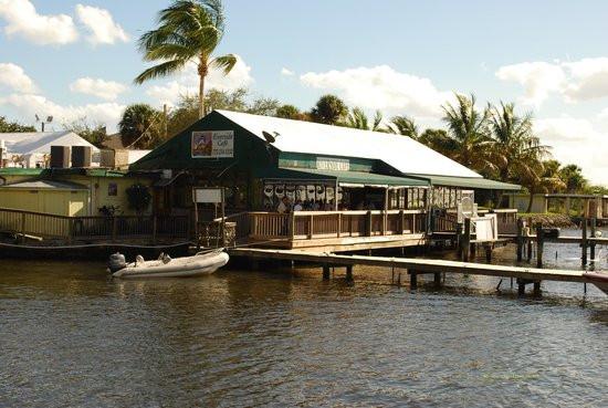 Riverside Cafe Vero Beach