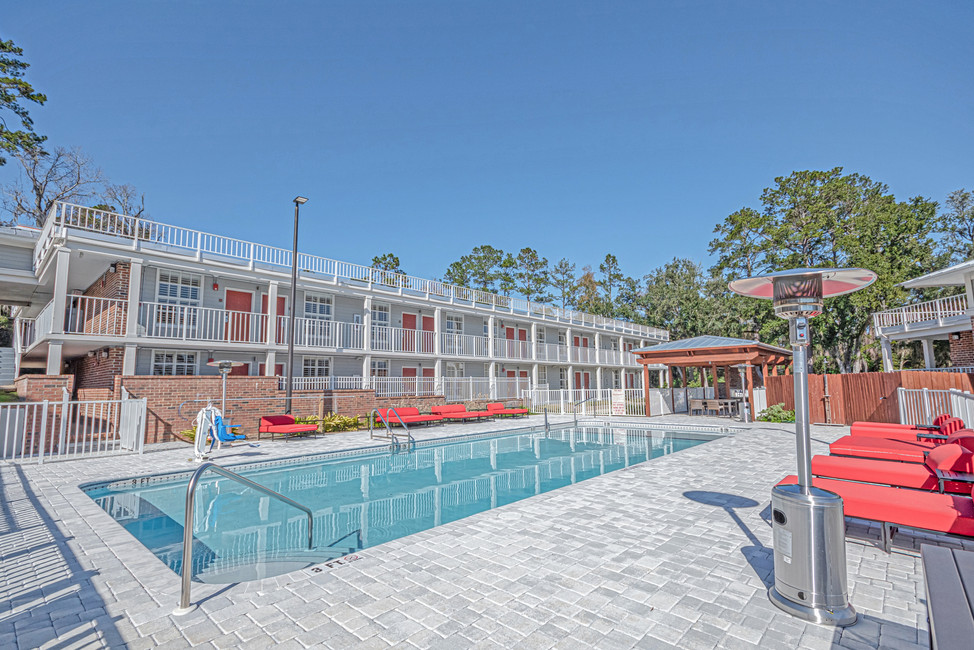 Seven Hills Suites Tallahassee Hotel Pool