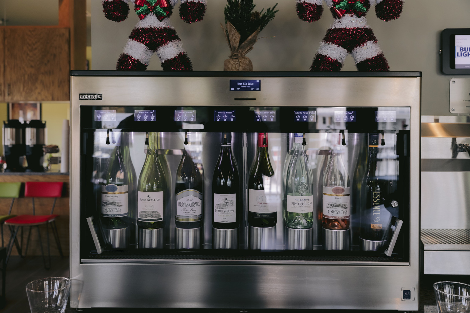 Eight White Wines To Choose From