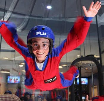Fun Attractions in Melbourne, FL: Indoor Skydiving